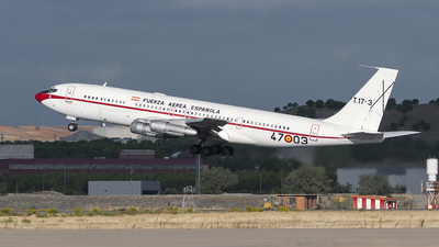 T.17-3 - Boeing 707-368C - Spain - Air Force