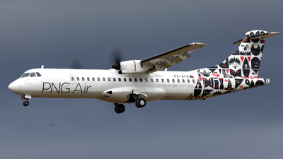 P2-ATA - ATR 72-212A(600) - PNG Air