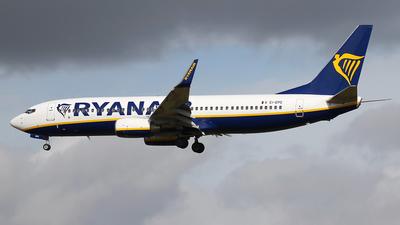 A picture of EIEPC - Boeing 7378AS - Ryanair - © Nigel Fenwick