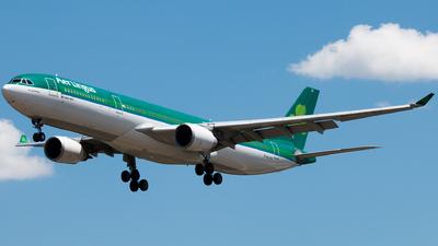A picture of EIGAJ - Airbus A330302 - Aer Lingus - © william8252
