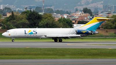 A picture of HK4636 - Boeing 7272S2(A) (F) -  - © Cesar Prieto