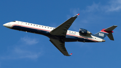 N705PS - Bombardier CRJ-701 - US Airways Express (PSA Airlines)