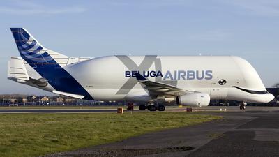 F-WBXL - Airbus A330-743L - Airbus Transport International