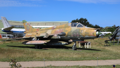 366 - Sukhoi Su-22M4 Fitter K - German Democratic Republic - Air Force