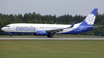 EW-456PA - Boeing 737-8ZM - Belavia Belarusian Airlines
