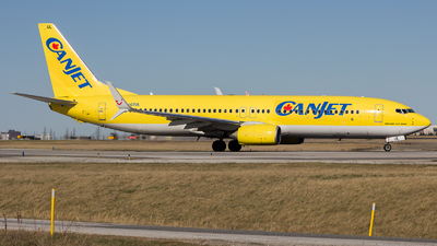 C-GTUL - Boeing 737-8K5 - CanJet Airlines