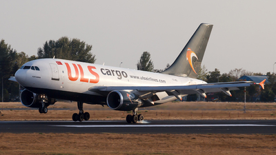 A picture of TCVEL - Airbus A310308(F) - ULS Airlines Cargo - © MBekir CKMK