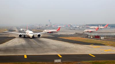 VABB - Airport - Ramp