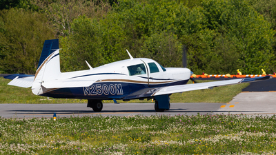 N2500M - Mooney M20K - Private