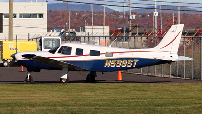 N599ST - Piper PA-32R-301T Turbo Saratoga - Private