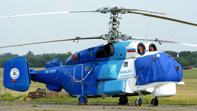 RA-31591 - Kamov Ka-32AO - Avialift Vladivostok