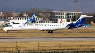 B-3237 - Bombardier CRJ-900LR - China Express Airlines