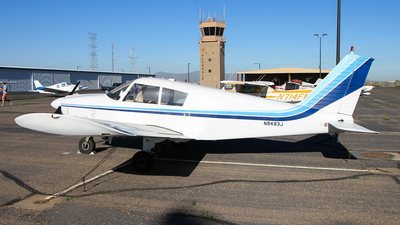 A picture of N9493J - Piper PA28180 - [283611] - © C. v. Grinsven