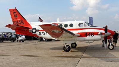 160846 - Beechcraft T-44C Pegasus - United States - US Navy (USN)