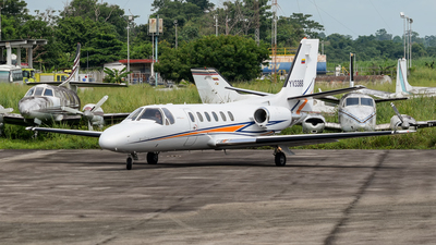 YV3388 - Cessna 550 Citation II - Private
