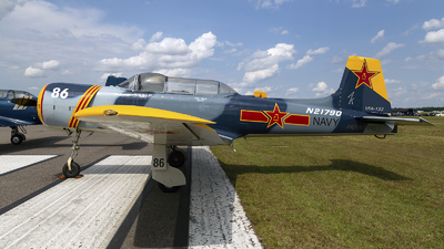 N21790 - Nanchang CJ-6 - Private