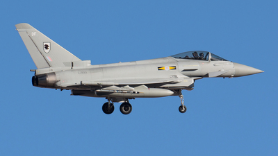 ZJ933 - Eurofighter Typhoon FGR.4 - United Kingdom - Royal Air Force (RAF)