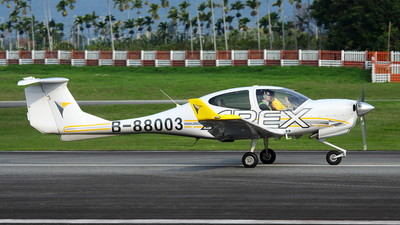 B-88003 - Diamond DA-40NG Diamond Star - APEX flight academy
