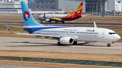 B-7227 - Boeing 737-8LW - Hebei Airlines