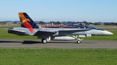 A21-23 - McDonnell Douglas F/A-18A Hornet - Australia - Royal Australian Air Force (RAAF)