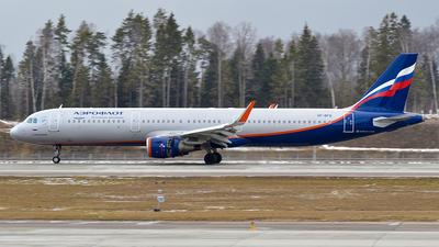 A picture of VPBFQ - Airbus A321211 - Aeroflot - © Evgeny Dubovitsky