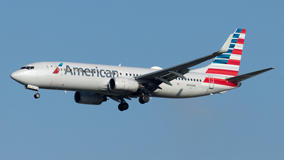 A picture of N949AN - Boeing 737823 - American Airlines - © Yixin Chen