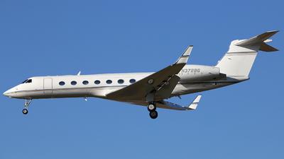 N372BG - Gulfstream G550 - Contrail Aviation