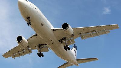 EP-IBS - Airbus A300B2-203 - Iran Air
