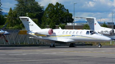 D-ILUI - Cessna 525A CitationJet CJ2 - Private