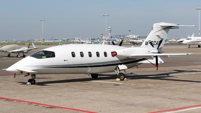 M-GCAP - Piaggio P-180 Avanti II - Private