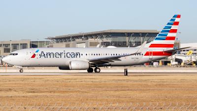 A picture of N977NN - Boeing 737823 - American Airlines - © Matt - AtxMattSpotting