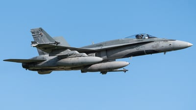 188766 - McDonnell Douglas CF-188 Hornet - Canada - Royal Canadian Air Force (RCAF)