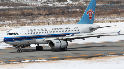 B-6039 - Airbus A319-132 - China Southern Airlines