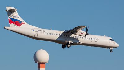 A picture of SXSEV - ATR 72500 - Sky Express - © Kostas Marmarelis