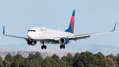N829DN - Boeing 737-932ER - Delta Air Lines
