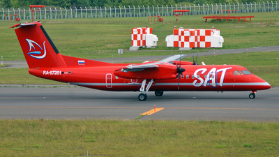 RA-67261 - Bombardier Dash 8-Q315 - Sakhalinskie Aviatrassy (SAT)