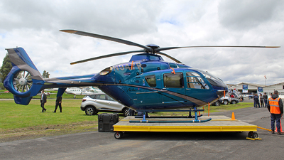 N947R - Eurocopter EC 135P2 - Private