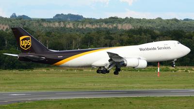 N625UP - Boeing 747-84AF - United Parcel Service (UPS)