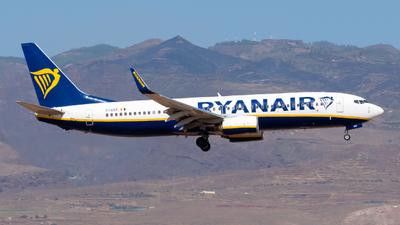 A picture of EIEKP - Boeing 7378AS - Ryanair - © Pablo Gonzalez de Leon