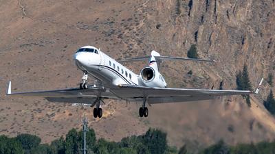 N74GG - Gulfstream G-IV(SP) - Private