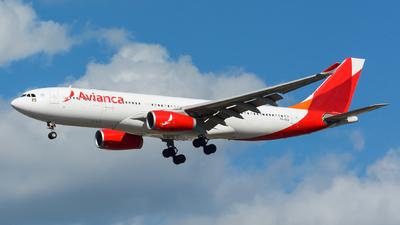 PR-OCX - Airbus A330-243 - Avianca Brasil