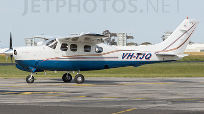 A picture of VHTJQ - Cessna P210R Centurion - [P21000866] - © James Pentland
