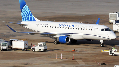 N87364 - Embraer 170-200LL - United Express (Mesa Airlines)