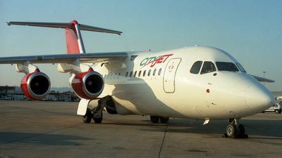 EI-CMS - British Aerospace Bae 146-200 - Air France (CityJet)
