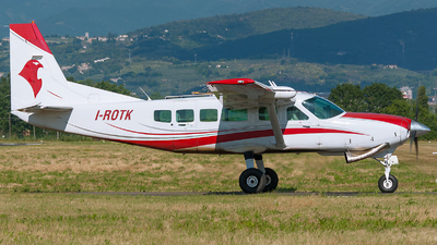 I-ROTK - Cessna 208 Caravan - Private