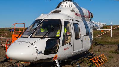 RA-20009 - Kazan Ansat - Russian Helicopter Systems - RVS