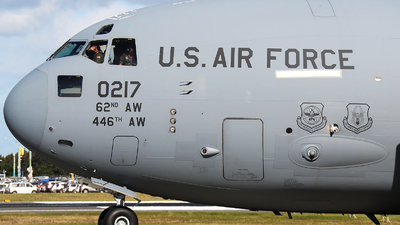 10-0217 - Boeing C-17A Globemaster III - United States - US Air Force (USAF)
