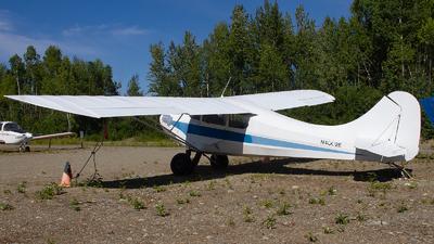 N4002E - Aeronca 11BC Chief - Private