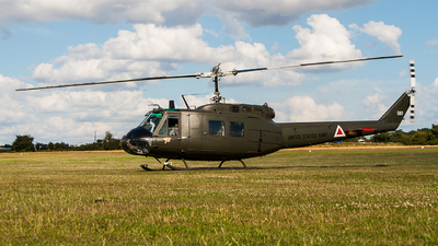 G-HUEY - Bell UH-1H Iroquois - Private