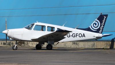G-GFOA - Piper PA-28-161 Warrior II - Private